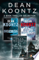 download ebook dean koontz 3-book thriller collection: breathless, what the night knows, 77 shadow street pdf epub