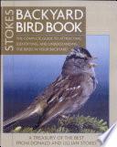 Stokes Backyard Bird Book