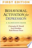 Behavioral Activation For Depression