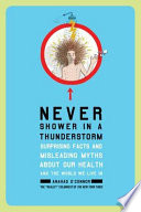 Never Shower in a Thunderstorm