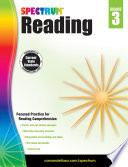 Spectrum Reading Workbook  Grade 3