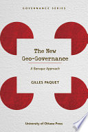 The New Geo governance