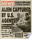 Weekly World News : supermarket tabloid publishing, the weekly world news...