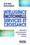 Intelligence   motionnelle  services et croissance