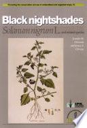 Black Nightshades