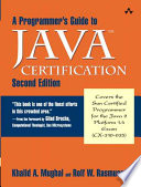A Programmer S Guide To Java Certification book