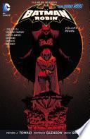 Batman   Robin Vol  2  Pearl  The New 52