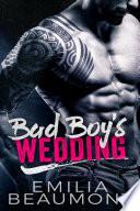Bad Boy s Wedding Book PDF