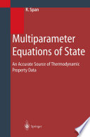 Multiparameter Equations of State