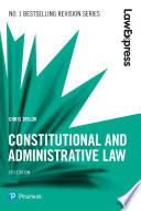 Law Express  Constitutional and Administrative Law