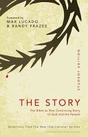 NIV the Story Student Edition  Paperback  The Bible as One Continuing Story of God and His People