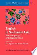 English In Southeast Asia