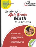 Roadmap to 4th Grade Math  Ohio Edition