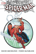 Amazing Spider Man By Michelinie And Mcfarlane Omnibus Hc Mcfarlane Classic Costume Cover New Printing 2