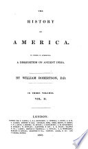The history of America  book V VIII