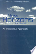 New Horizons in Health