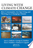 Living with Climate Change