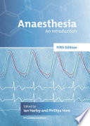 Anaesthesia  An Introduction