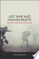 Just War and Human Rights