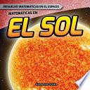 Matemáticas en el Sol (Math on the Sun)