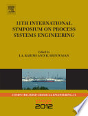 11th International Symposium on Process Systems Engineering   PSE2012