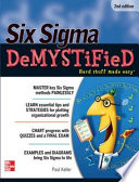 Six Sigma Demystified  Second Edition
