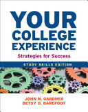 Your College Experience  Study Skills Edition
