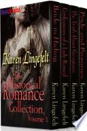 download ebook karen lingefelt: the historical romance collection, volume 1 [box set 59] pdf epub