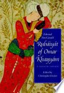 Edward FitzGerald  Rub  iy  t of Omar Khayy  m