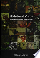 High-level Vision : deal with the interpretation and use of what...