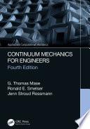 Continuum Mechanics For Engineers