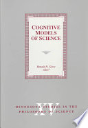 Cognitive Models of Science