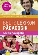 Beltz Lexikon P  dagogik