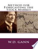 method for forecasting the stock market
