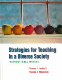 Strategies for Teaching in a Diverse Society