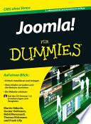 Joomla  fr Dummies