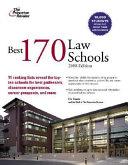 Best 170 Law Schools