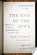 The End of the Jews Book PDF