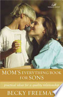 Mom s Everything Book for Sons
