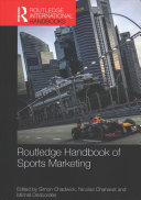 HANDBOOK OF SPORTS MARKETING NIP C