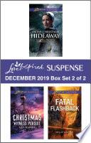 Harlequin Love Inspired Suspense December 2019 - Box Set 2 of 2