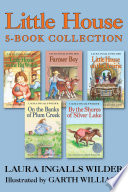 Little House 5 Book Collection