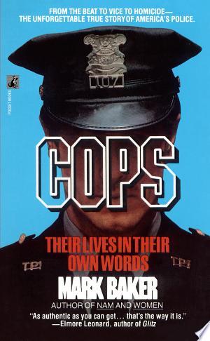 Cops - ISBN:9780671685515