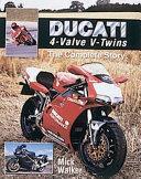Ducati 4 Valve V Twins
