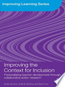 Improving the Context for Inclusion