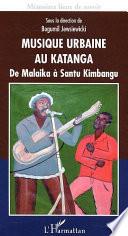 Musique urbaine au Katanga