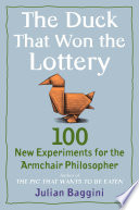 The Duck that Won the Lottery Book PDF