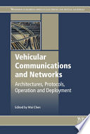 Vehicular Communications and Networks