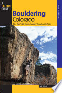 Bouldering Colorado State Bob Horan Falcon The