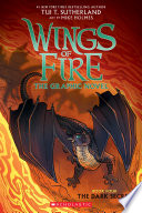 The Dark Secret Wings Of Fire Graphic Novel 4 A Graphix Book